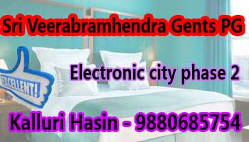 paying guest in Bangalore for male, pg in electronic city phase2, pg in Bangalore for male electroniccity phase2